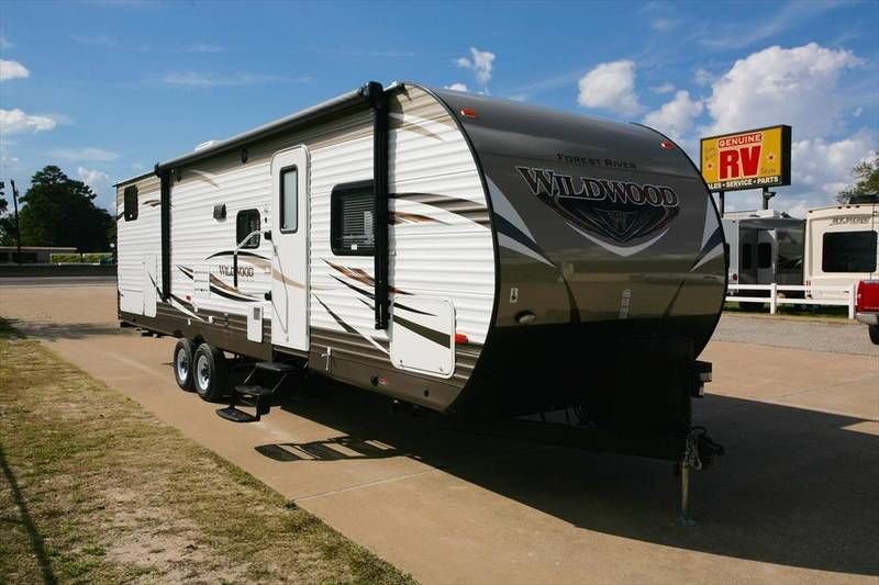 2017 Forest River Wildwood 28ckds For Sale Nacogdoches Tx Rvt Com Classifieds Travel Trailers For Sale Forest River Wildwood