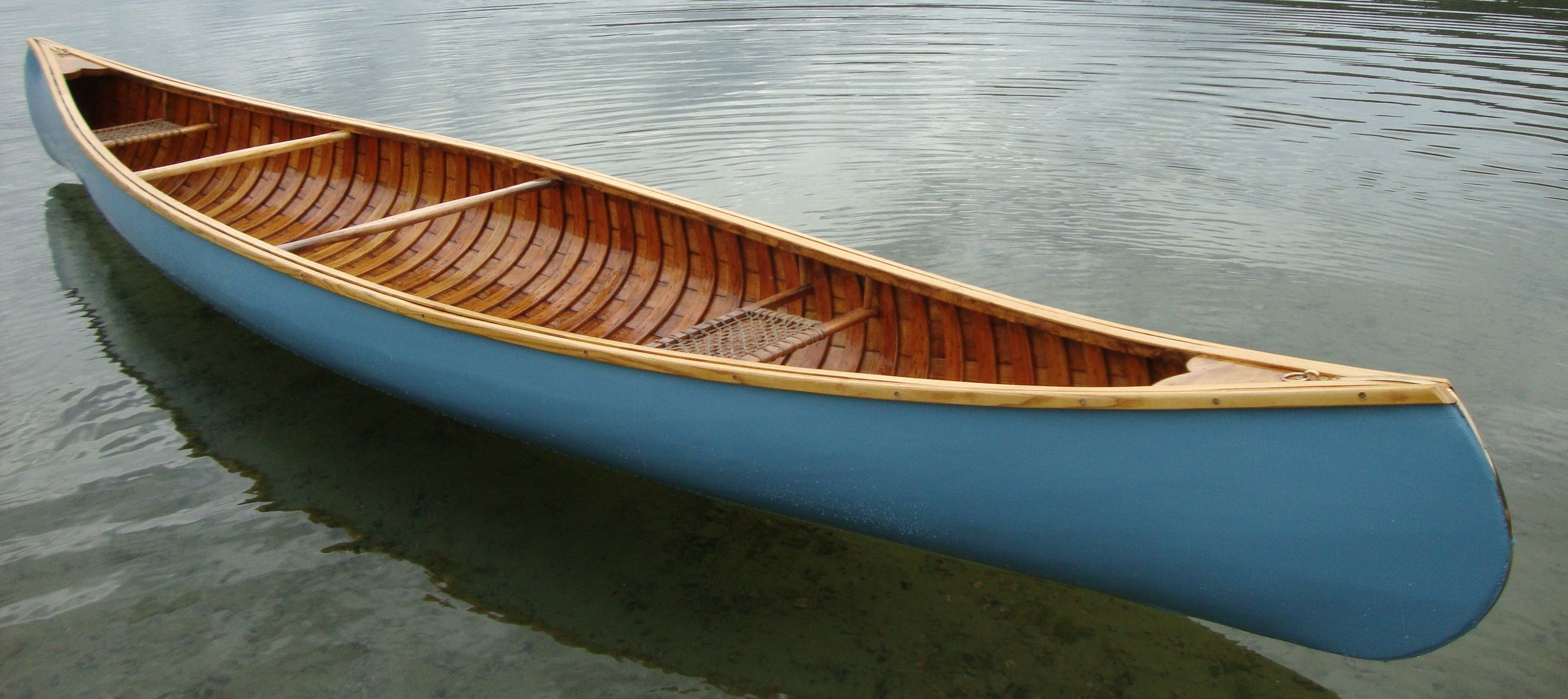 The Huron Canoe A Restorers Guide To This Wonderful Wood