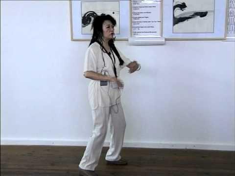 Katy Cheng, Tai Chi-Workshop
