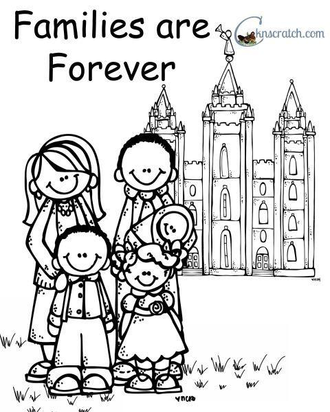 Nursery Lesson 11 | Lecciones | Pinterest | Familias