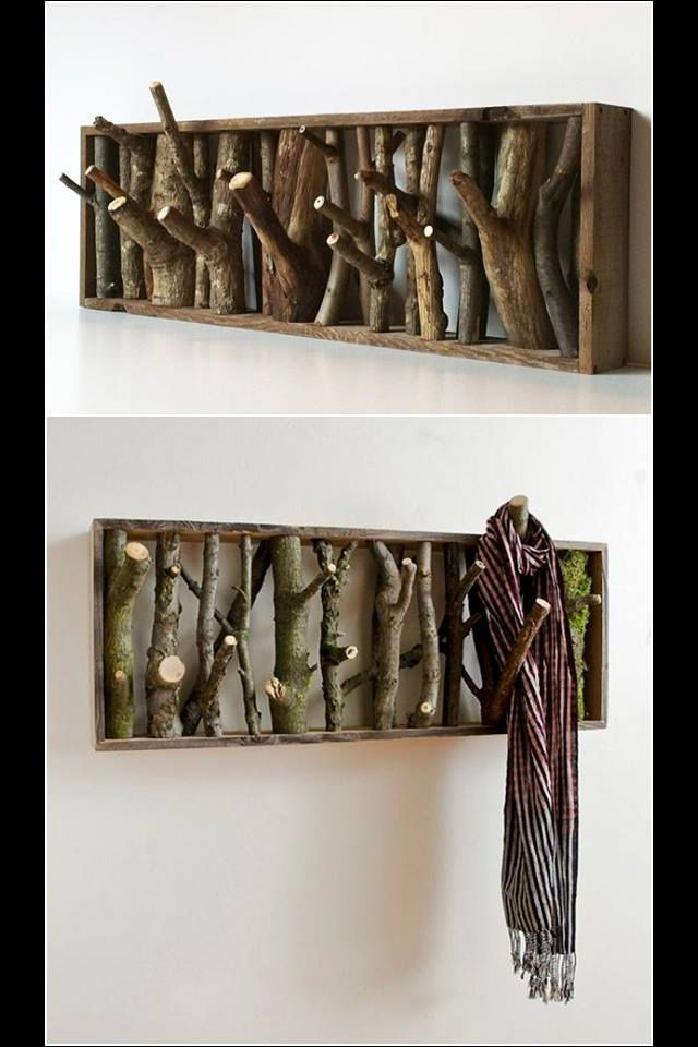 interesting crafts things pinterest garderoben m bel und selber machen. Black Bedroom Furniture Sets. Home Design Ideas