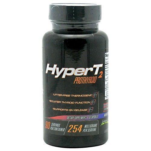 Lecheek Nutrition Hyper T2 Non Stim Fat Burner