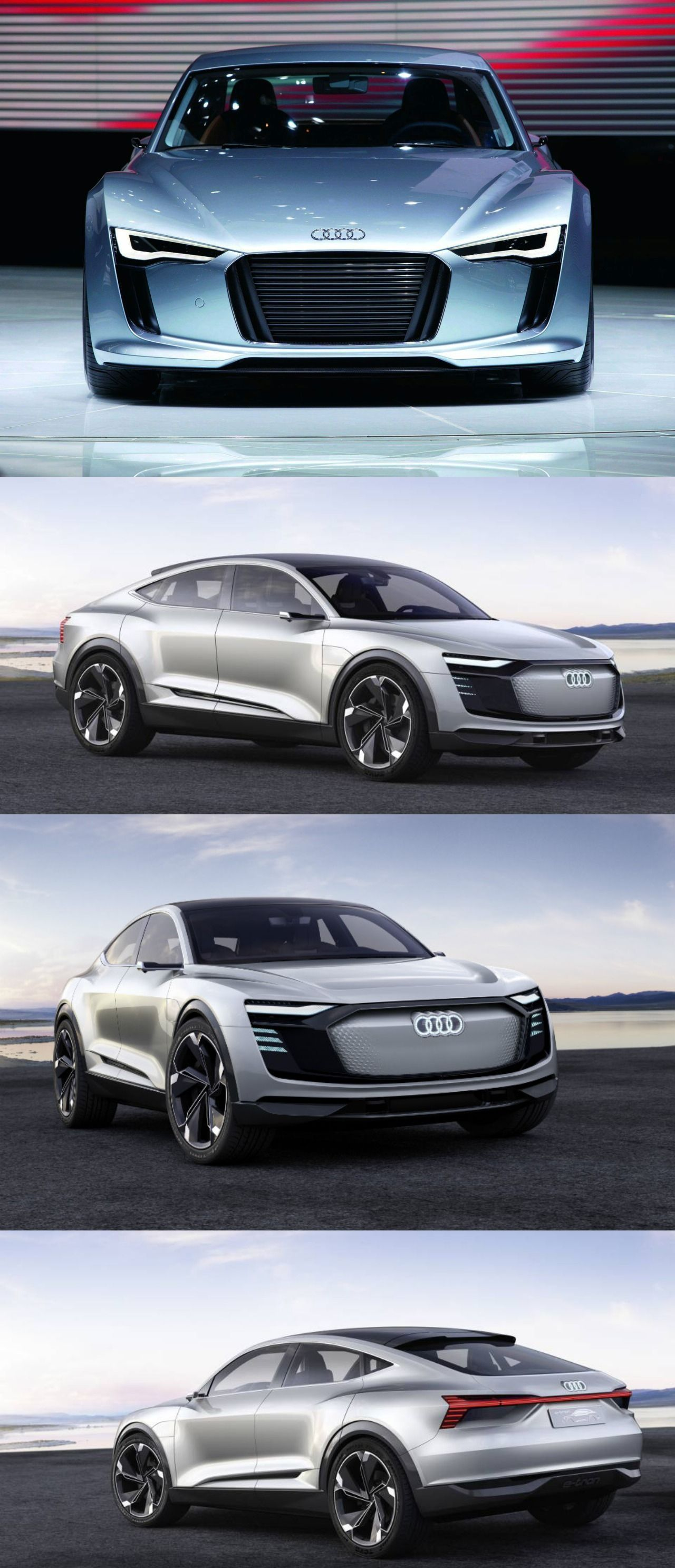 Audi All Set To Roll Out Its Electric Cars In India By 2020