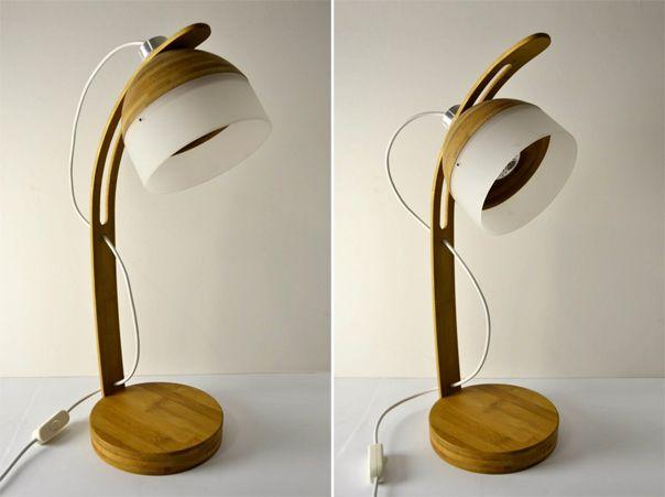 Bamboo desk lamp by burghen siebert the design tabloid lighting bamboo desk lamp by burghen siebert the design tabloid aloadofball Choice Image