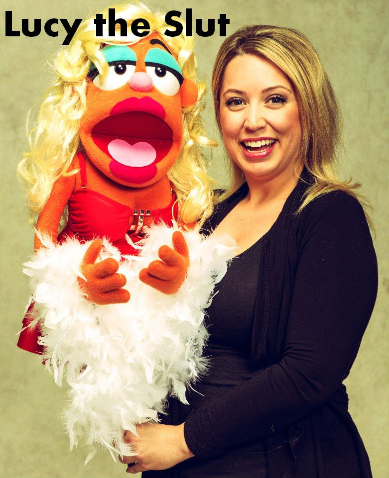 stephanie herman lucy the slut makes her mercury theater chicago debut in avenue q
