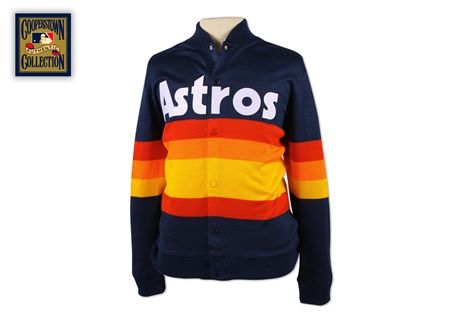 c3e696a3 Houston Astros Authentic Sweater - Mitchell & Ness Nostalgia Co. | I ...