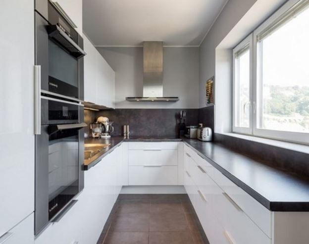 cocinas pequeñas modernas   cocinas saavedra   Pinterest   Cocinas ...
