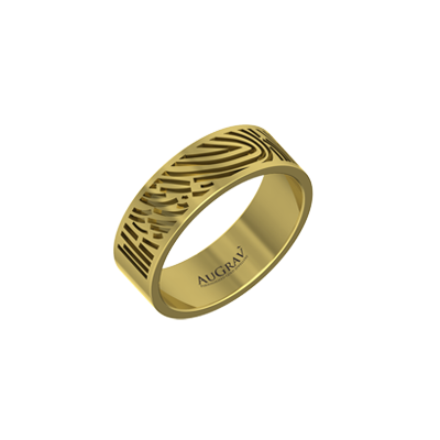 Buy Personalized Men s marriage Band in India in line Free