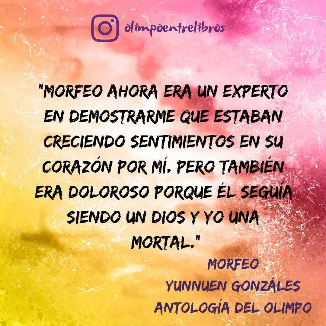 Antologíadelolimpo Frasesdelibros Frases Libros