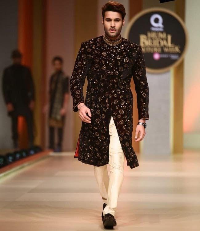 31 Best Pakistani Groom Sherwani Designs for Wedding
