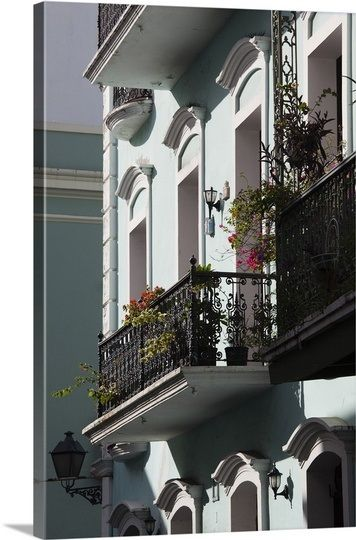 Old San Juan Memories photo prints Calle del Cristo Chains