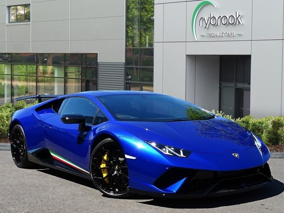Used 2018 Lamborghini Huracan Performante Lp640 For Sale In Avon