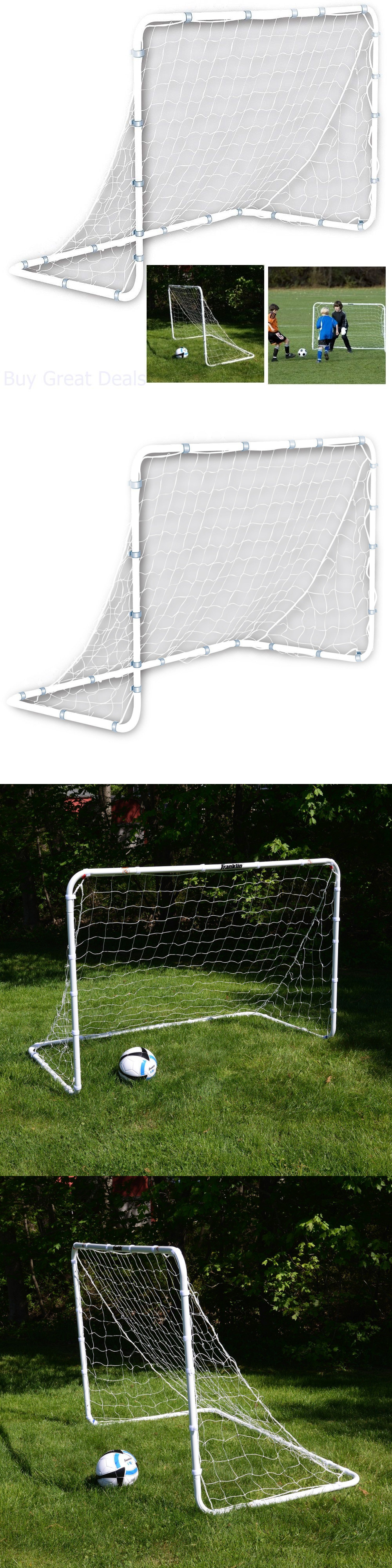 goals and nets 159180 6x4 competition soccer goal franklin sports