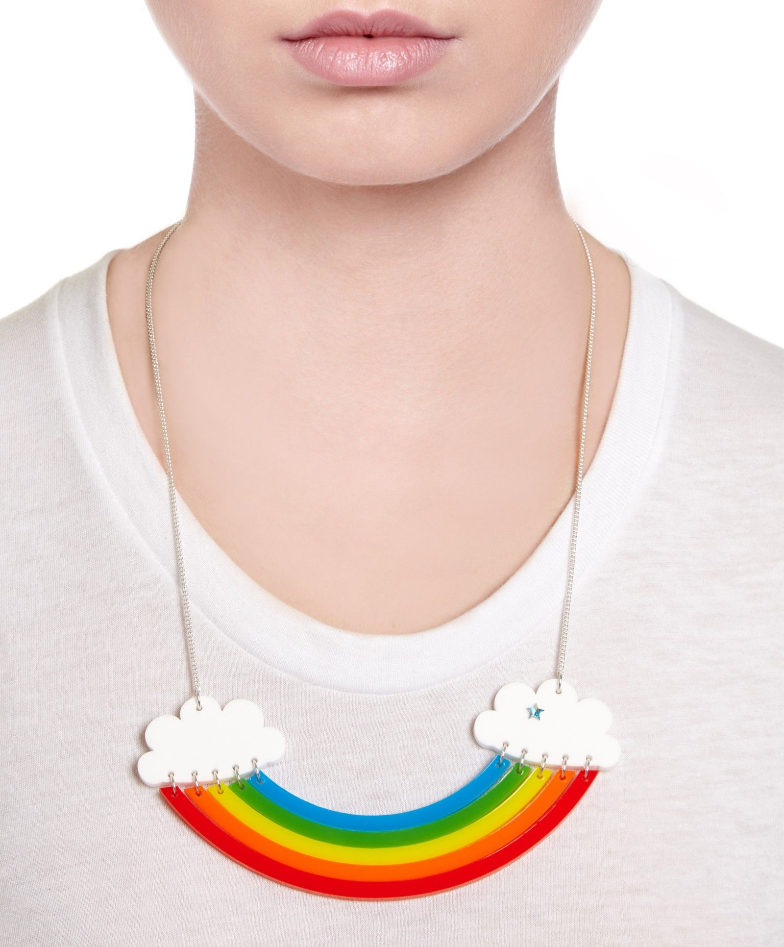 store rainbow mn item it ck necklace charm creative tap kidstuff