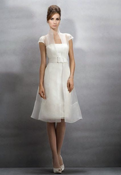 3a89065d720c Come scegliere l abito da sposa  mini guida alla scelta dell abito corto per  la primavera-estate 2015