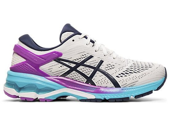 Hacia Eclipse solar Multitud  Enjoy luxurious comfort and improved bounce with the women's GEL-KAYANO® 26  running shoe, fea… in 2020 | Asics running shoes, Womens running shoes,  Lacing shoes for running