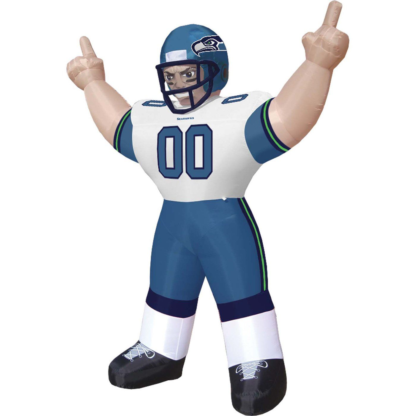 Lawn Inflatables Nfl Seattle Seahawks Jacksonville Jaguars Tailgate Accessories Football Players