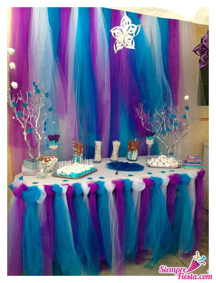 Divertidas ideas para tu pr xima fiesta de frozen - Ideas divertidas para fiestas ...