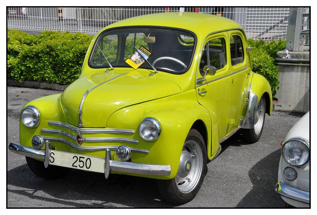 Renault 4 Cv Renault 4 Renault Cute Cars