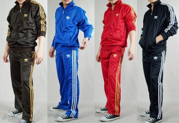 80s track suits | Now we can (almost) make the stereotype Russian guy in Adidas track ...