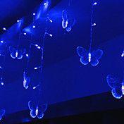 Janela Lamp 2M borboleta Decoração do feriado... – BRL R$ 56,86
