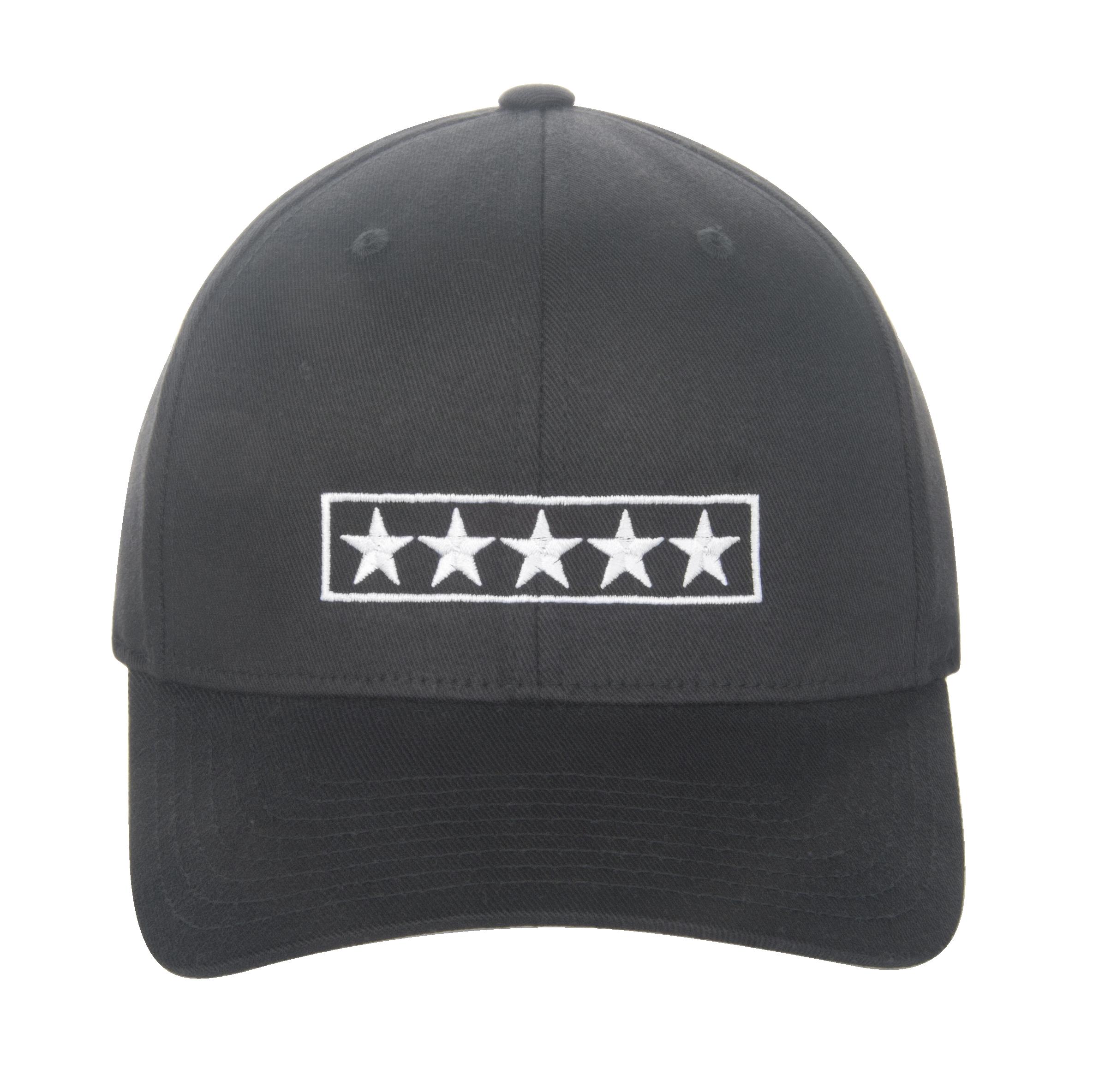All Star Collection 5 Star Baseball Cap Cap Mens Caps