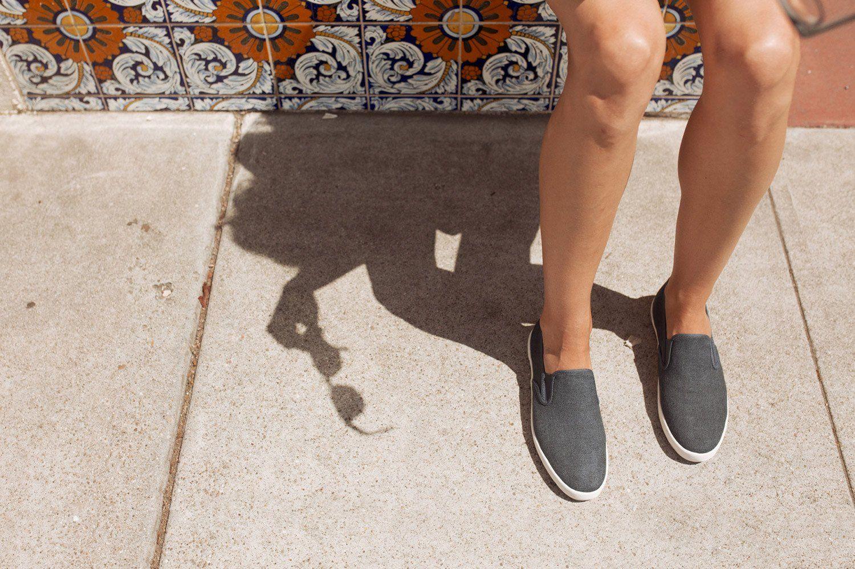 Womens - Baja Slip On Standard - Marine