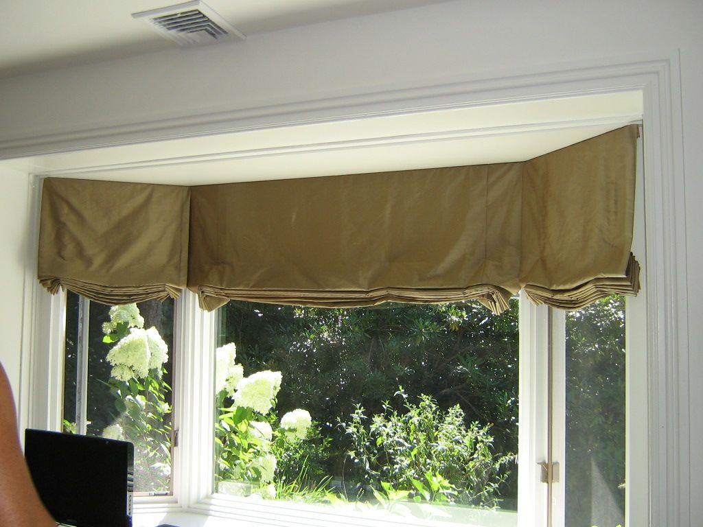 Flat Shades In Bay Custom Window Treatments Window Treatments