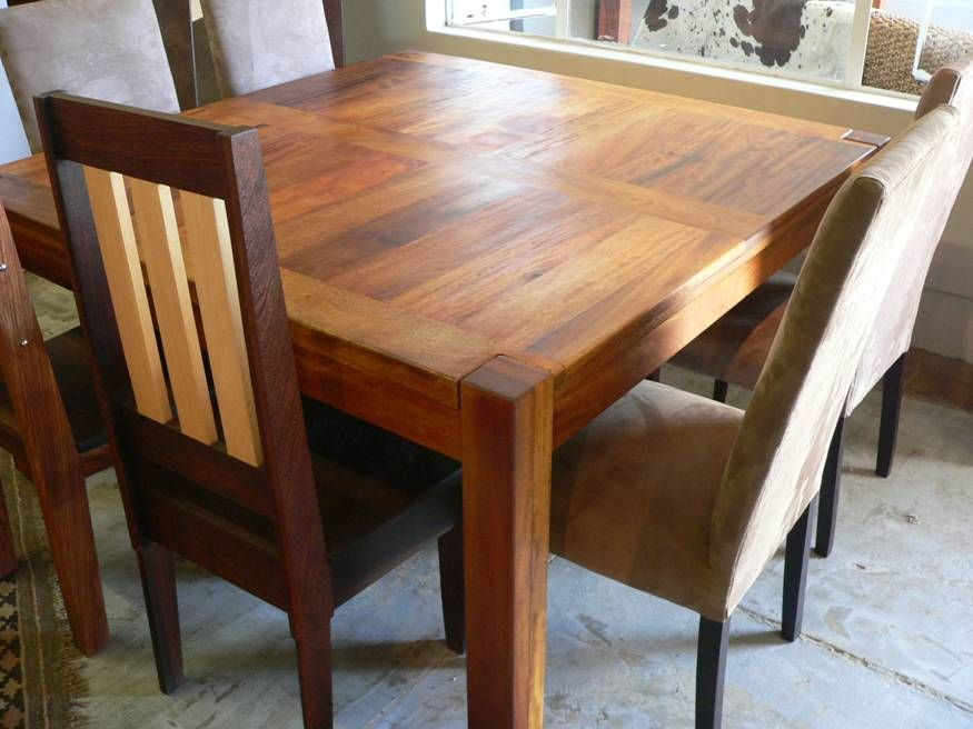 Splendid Picture Of Square Dining Room Tables | woodwork projects ...
