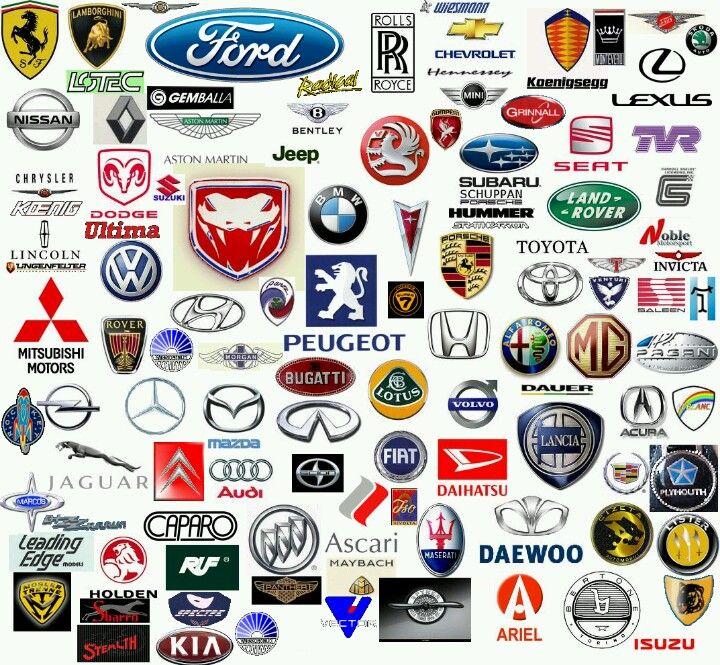 Pin De Tony Dawson En Logos Logotipos De Marcas De Coches Stickers Para Autos Marca De Coches