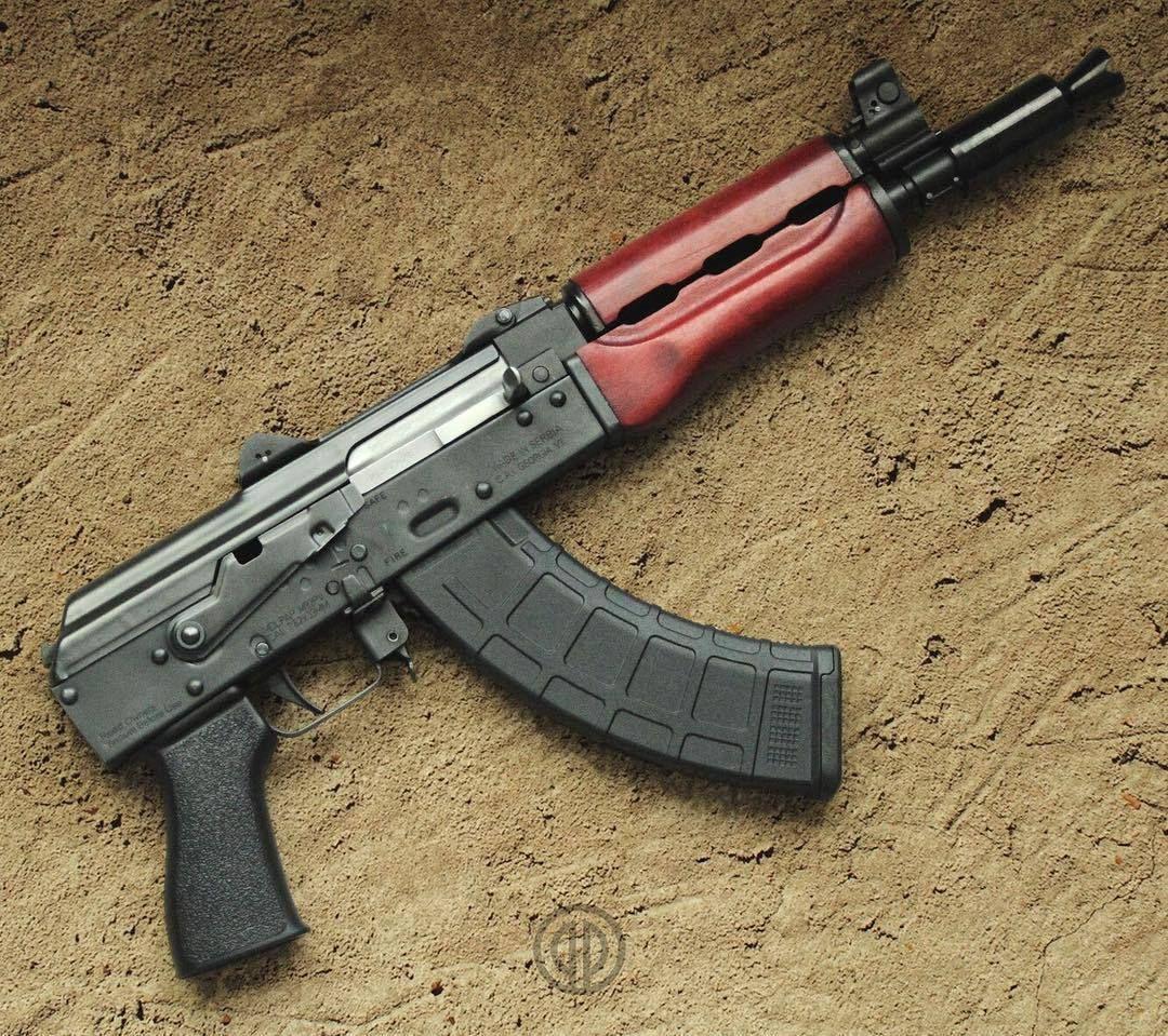 CenturyArms NPAP m92 with Krinkov muzzle brake  - | Guns And Shit