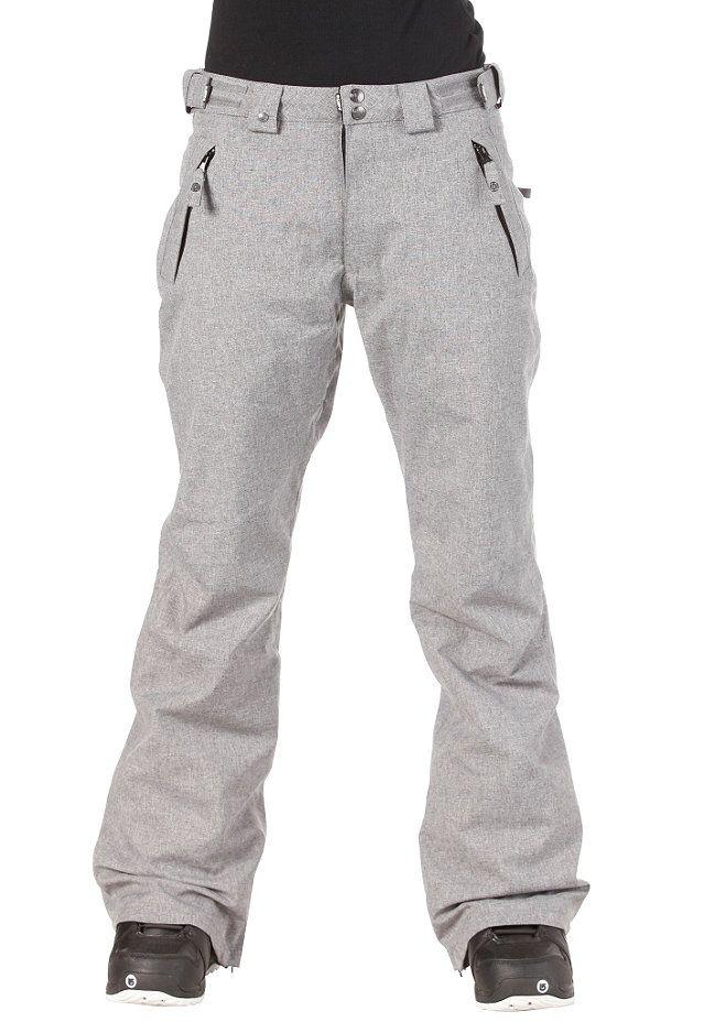 18a98612b3 Light Yoko - Snowboard Pants for Women - Grey | HOT STUFF pinned by ...