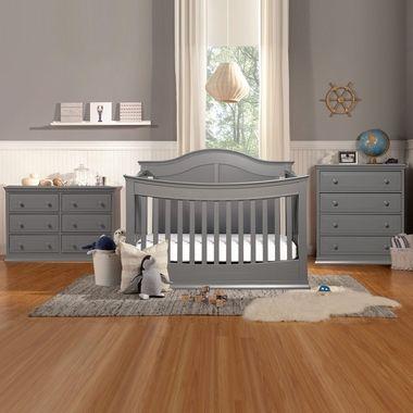 Davinci Meadow 3 Piece Nursery Set 4 In 1 Convertible Crib