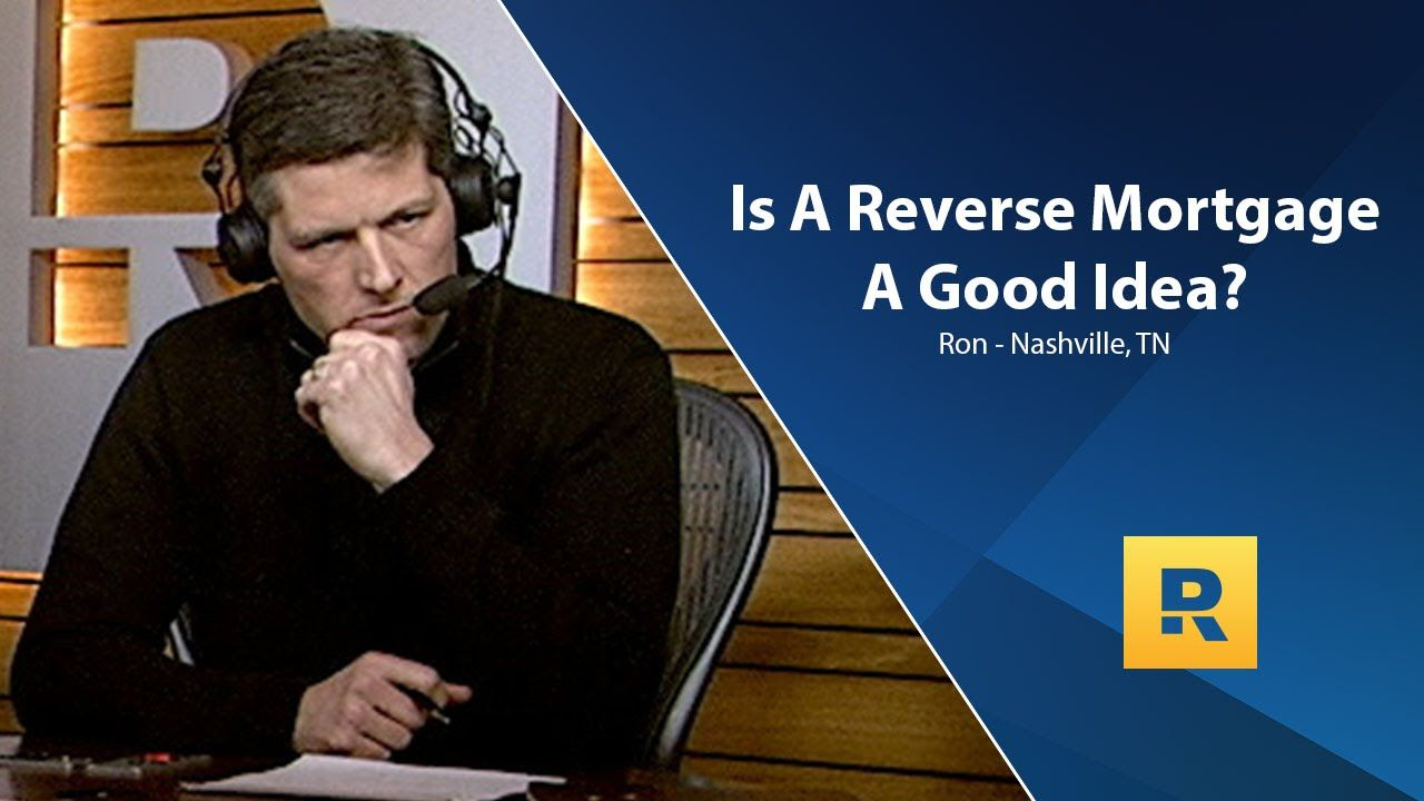 is a reverse mortgage a good idea? | education/ life tips | pinterest