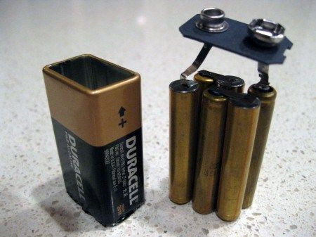 6x Aaaa Batteries In 9v Car Battery Aa Batteries Inside Google Search 9 Volt Battery Clean Funny Pictures My Whole Life