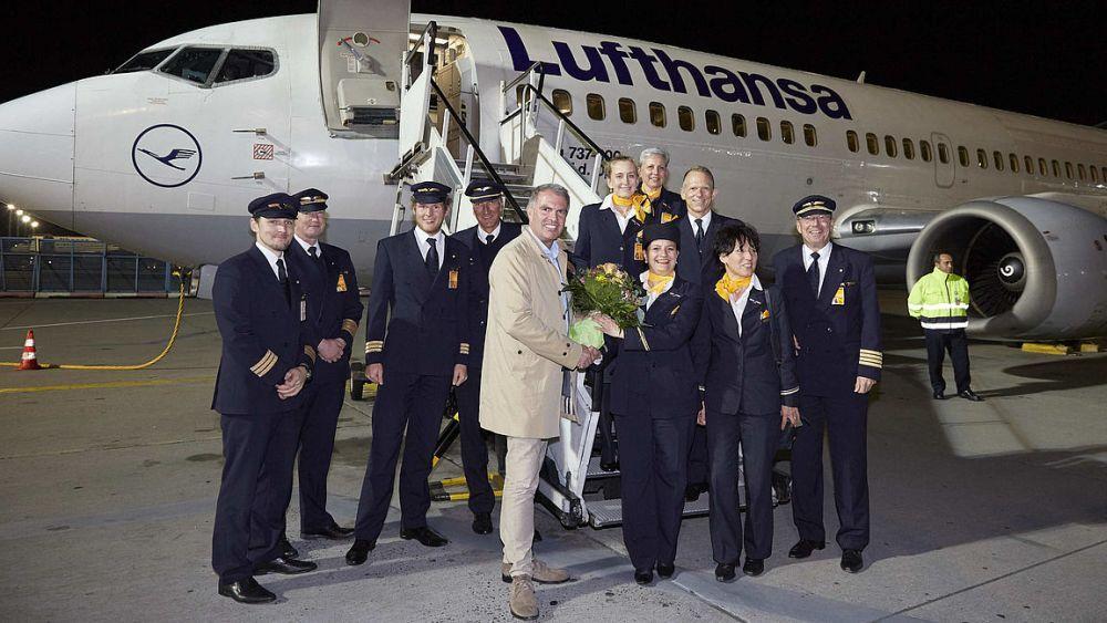 Lufthansa Says Goodbye to Boeing 737 Fleet.