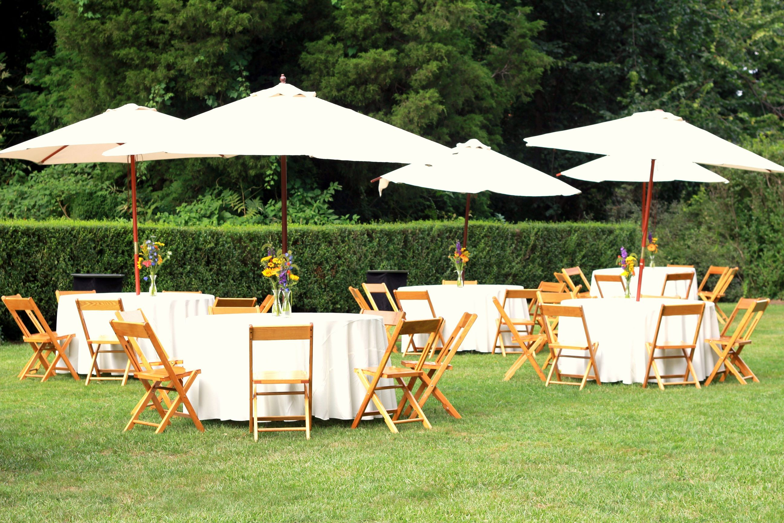 catering outdoor picnic reception decor event garden umbrellas sydney party events table weddings chairs tables corporate elegant cocktail wine baltimore