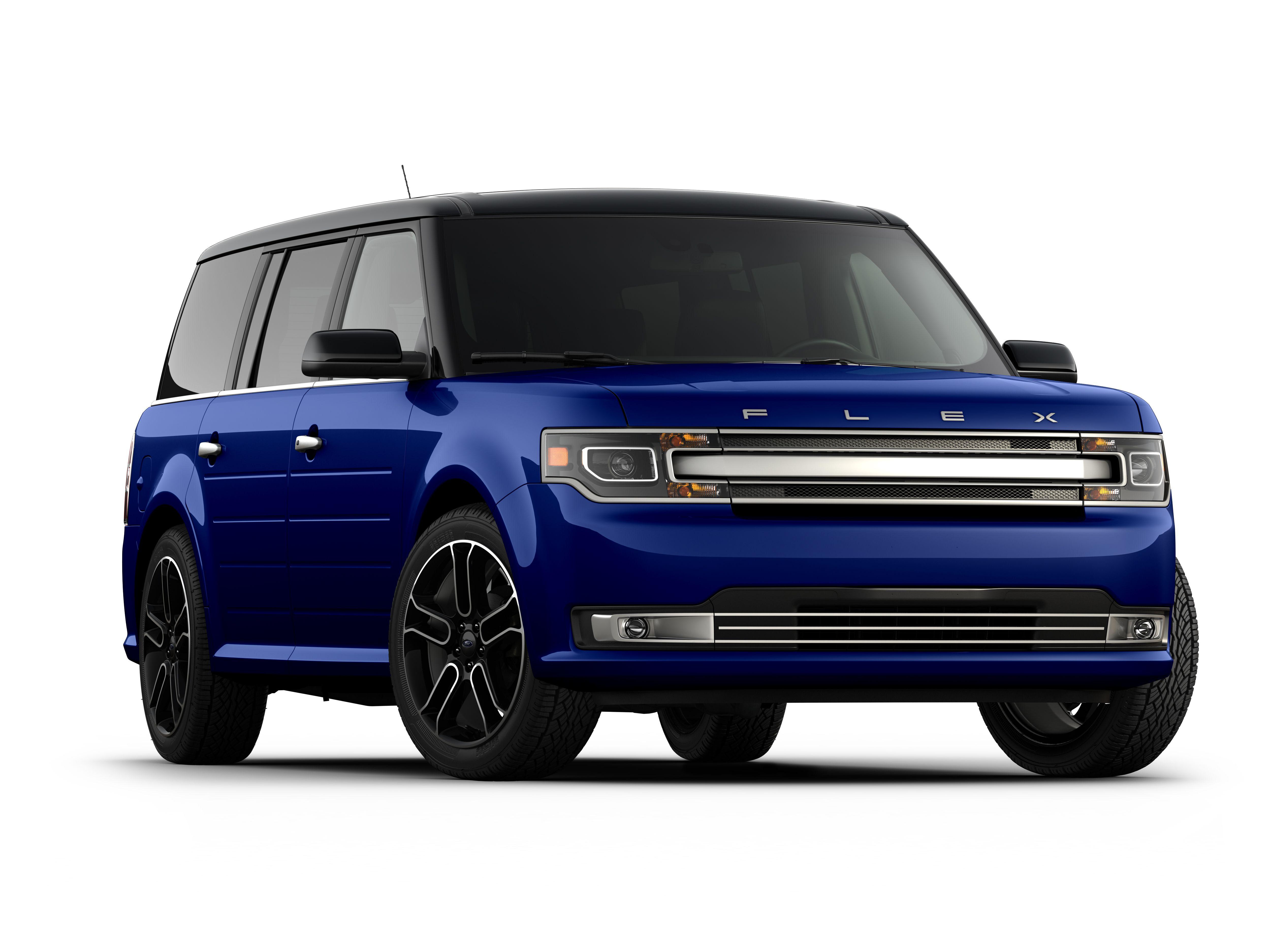 2013 Ford Flex Titanium Shopkick Treatyourself For My Mom