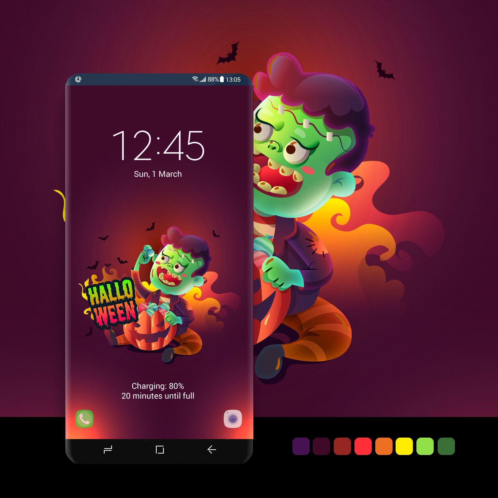 Halloween Zombie Kid Wallpaper Wallpaper Android Phone Smartphone Samsung Galaxy Samsunggalaxy Samsung Galaxy Wallpaper Galaxy Wallpaper Galaxy