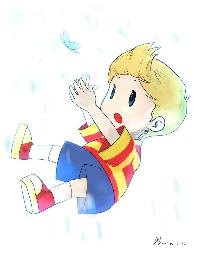Mother3 Lucas by Nekozawa25 | earthbound / mother | Mother games