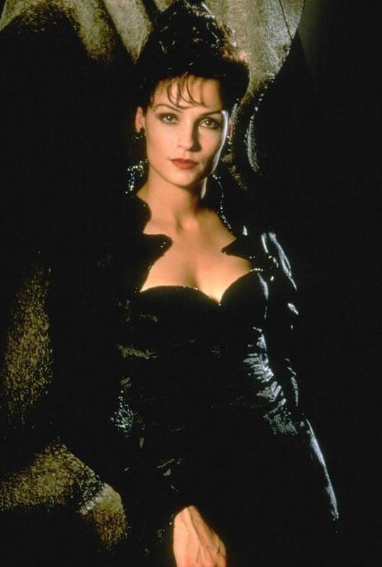 Xenia Zirgavna Onatopp - Famke Janssen - James Bond 007 - Golden Eye