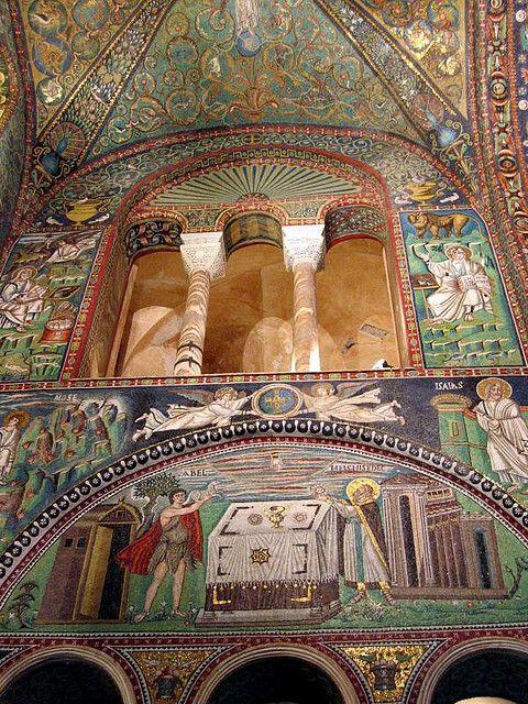 Ravenna - Church - Mosaic