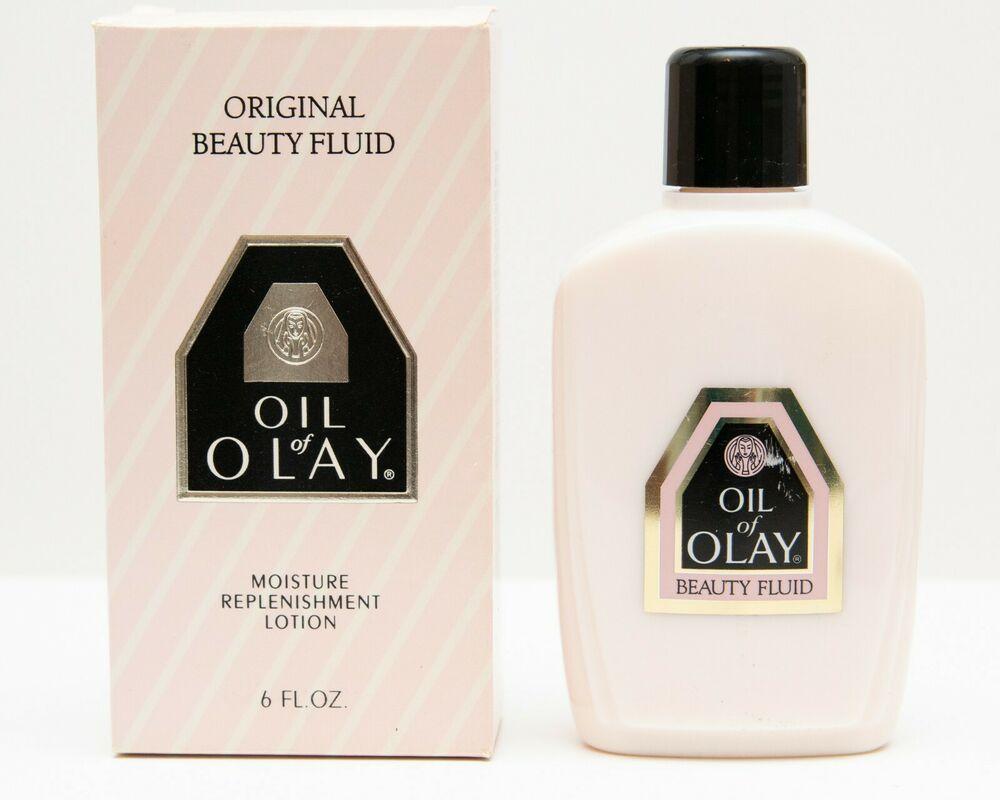 oil of olay classic beauty fluid
