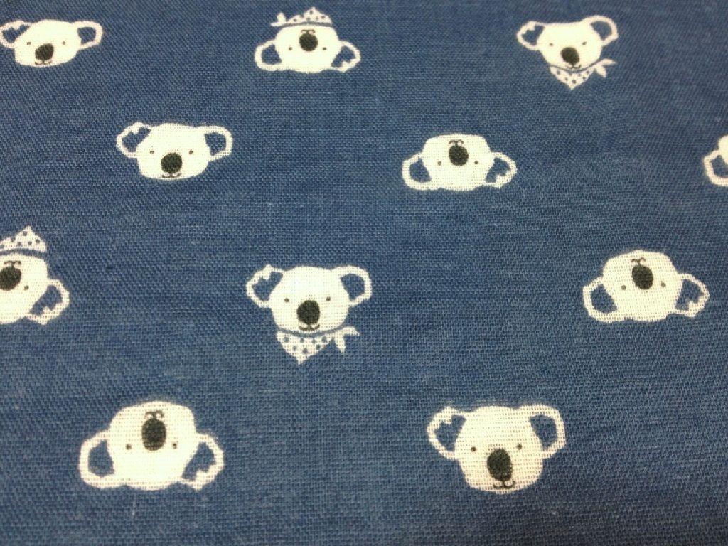 Japanese Double Gauze Print Fabric