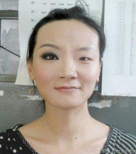 The Power Of Makeup Power Of Makeup Asian Eyes Face Makeup