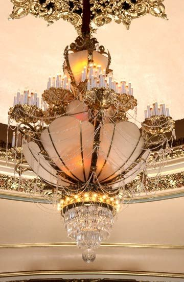 Chandelier in coleman theatre miami ok chandeliers pinterest chandelier in coleman theatre miami ok aloadofball Images