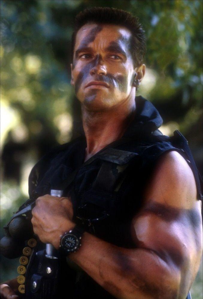 Arnold Schwarzenegger En Commando Peliculas En Español Fotos De Cine Posters Peliculas