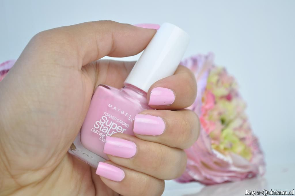 Nagellak: Maybelline Forever strong super stay gel nail color 7 days ...