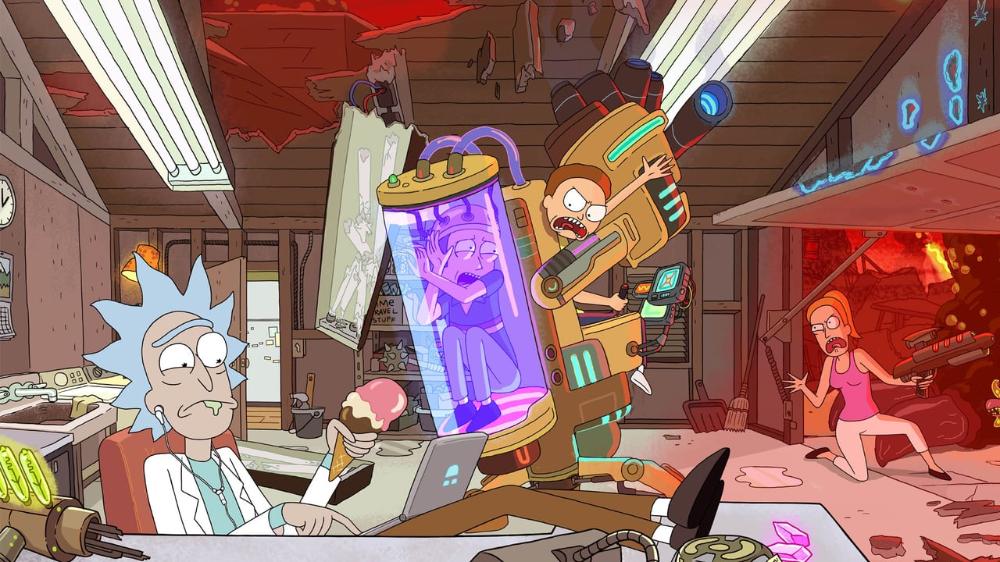 Imagenes De Rick Y Morty Watch Rick And Morty Rick And Morty Season Rick And Morty
