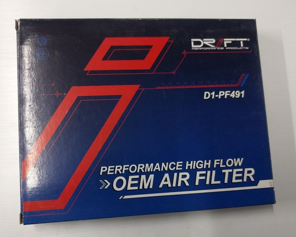 Drift Air Filter D1-PF491 fits Ford Falcon 1994-2002 EF/EL